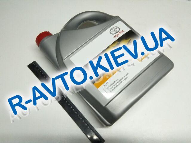 Масло моторное  5W-30 синт. TOYOTA Fuel Economy  5л