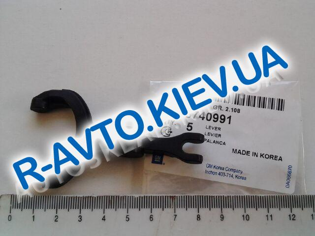 """Вилка стартера Lanos (0,8 kw), """"GM"""" Корея (93740991)"""