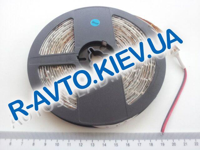Лента светодиодная 24V 5м (35 х 28) синяя