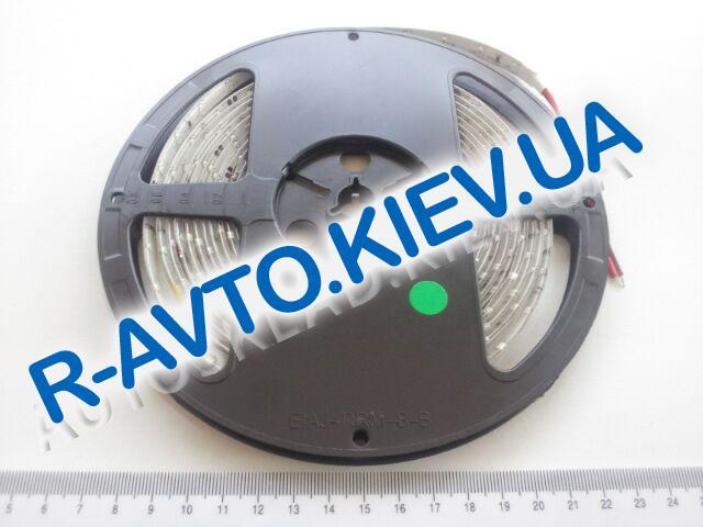 Лента светодиодная 24V 5м (35 х 28) зеленая