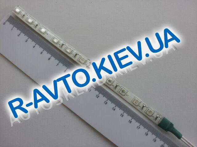 Лента светодиодная 24V 20см (50 х 50) зеленая