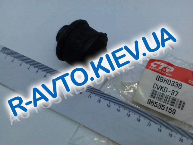 Сайлентблок заднего амортизатора Aveo, CTR (CVKD-37)