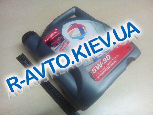 Масло моторное  5W-30 синт. Total Quartz INEO ECS  5л.