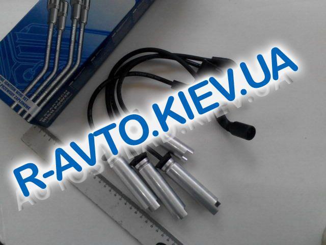 Провода высоковольтные Lanos 1.5, Startech (N45) силикон (с метал. након.)