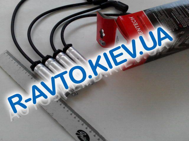 Провода высоковольтные Lanos 1.5, Sentech (S45) силикон (с метал. након.)