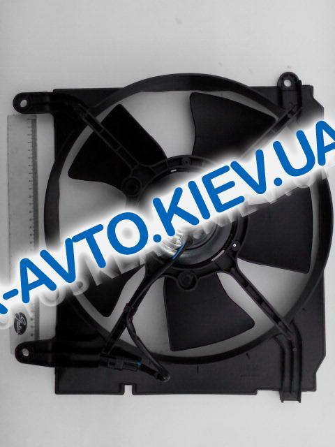 Диффузор радиатора Lanos с мотором, KOREASTAR (KRFD-003)