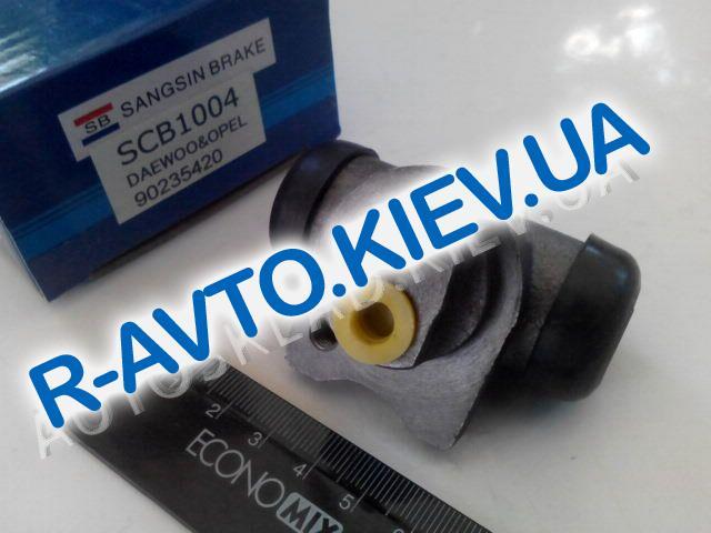 Цилиндр задний тормозной Lanos 1.5 HI-Q