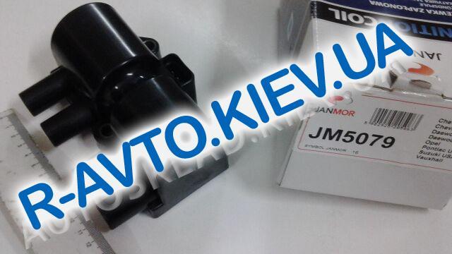 Катушка зажигания Lanos, JANMOR (JM5079) 3-х конт