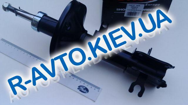 Амортизатор Aveo передний, DACO левый (газ-масло) (455001L)