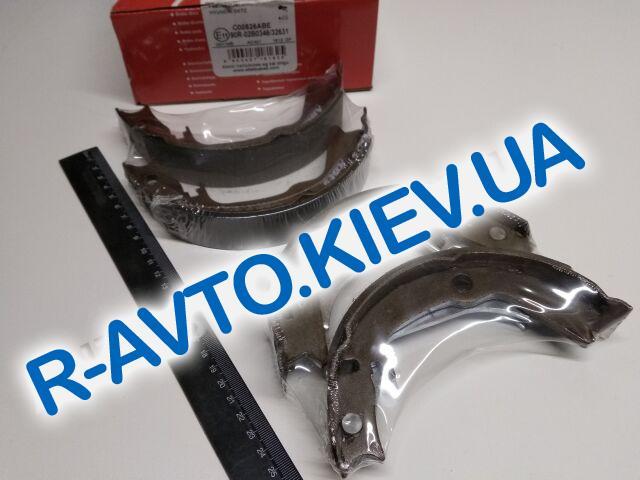 Колодки ручника Sonata (EF), ABE (C00526ABE)