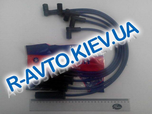 Провода Nexia 1.5  8 кл., Startech (N41) силикон (с метал. након.)