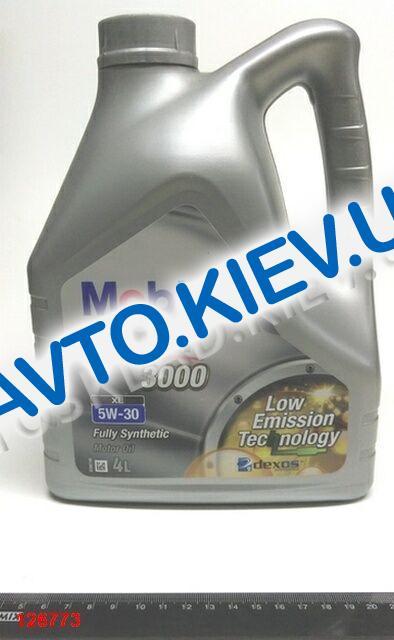 Масло моторное  5W-30 синт. MOBIL 3000 XE  4л.