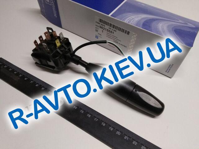 "Рычаг (на тубус) переключения поворотов Nexia, ""GM"" Корея (96215551)"