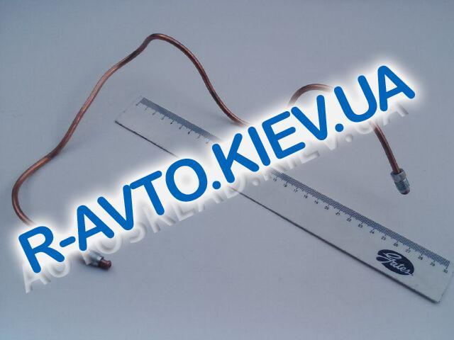 Трубка тормозная медная Lanos, Украина задняя левая (67 см)