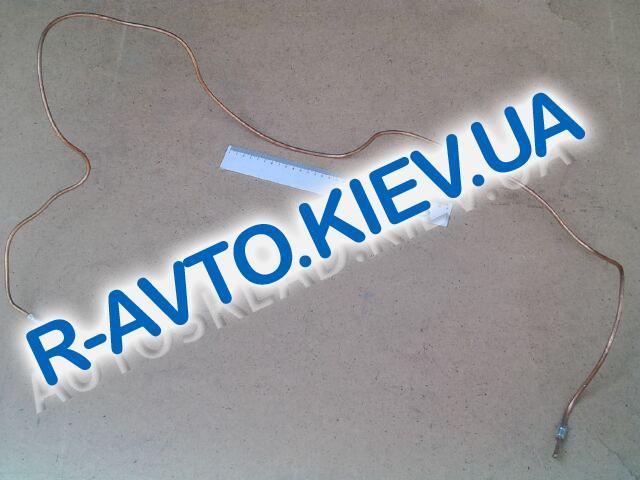 Трубка тормозная медная Lanos, Украина передняя правая (161 см)