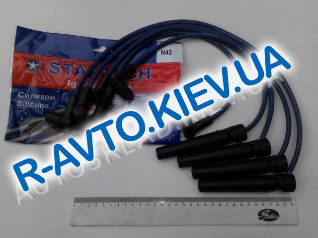 Провода Nexia 1.5 16 кл., Startech (N43) силикон