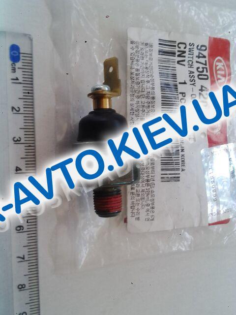 Датчик давления масла Hyundai|KIA, MOBIS (94750 42000)