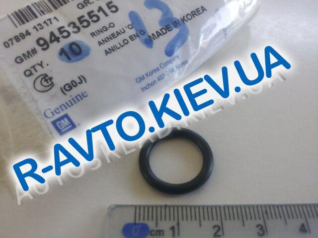 """Кольцо уплотнительное трубок кондиц. Lanos, """"GM"""" Корея (94535515)"""