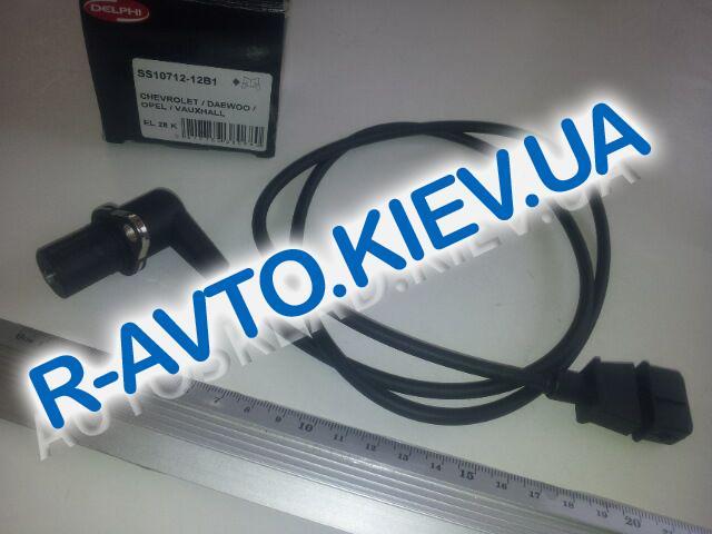 Датчик положения коленвала Lacetti 1.8 LDA ЕВРО 2, DELPHI (SS10712-12B1)
