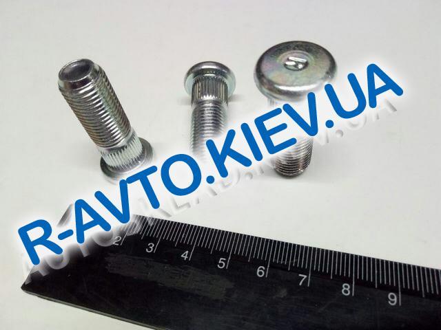 """Шпилька (болт) заднего и переднего колеса Matiz, """"GM"""" Корея (94501745)"""