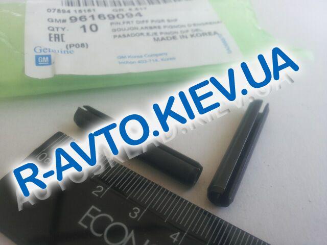 "Палец сателлита стопорный Lanos, ""GM"" Корея (96169094)"
