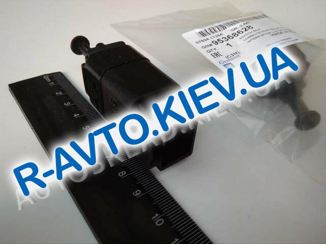 "Датчик включения тормоза (педали) Aveo|Lacetti, ""GM"" Корея (95368628) 2-контакта"