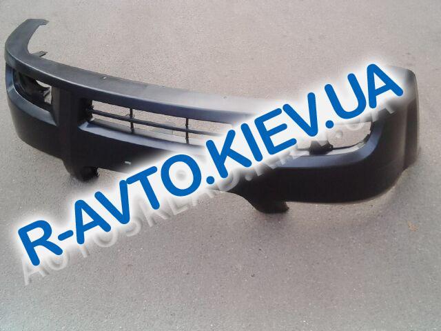 Бампер Aveo ||||VIDA передний, АвтоЗАЗ голый