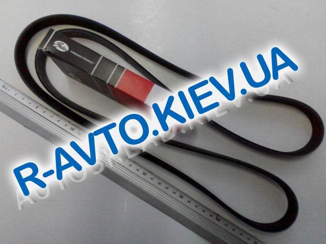 """Ремень генератора ручейковый Aveo (T300) 1.6, """"Gates"""" 6PK1555"""
