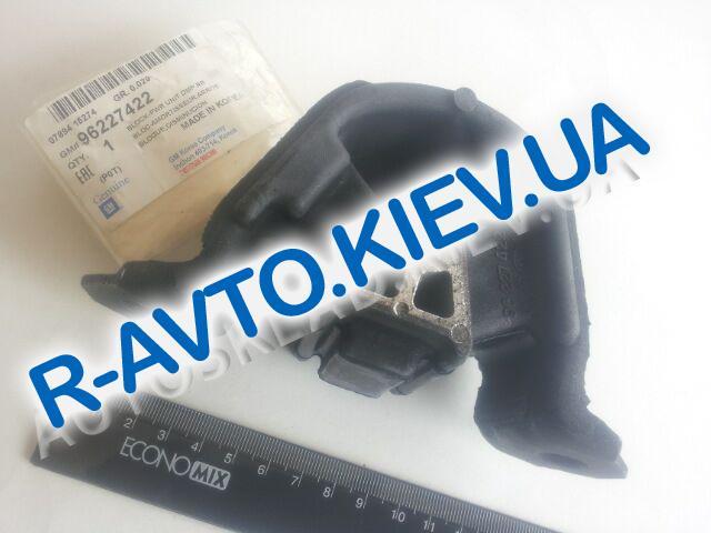 """Подушка двигателя Lanos задняя, """"GM"""" Корея (96227422)"""