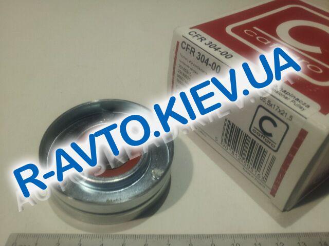 Ролик ремня генератора натяжной Aveo (T300) 1.6, CAFFARO (304-00) метал.