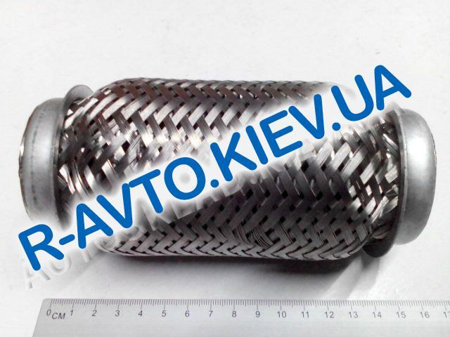 """Гофра приемной трубы 50х150 мм., Nexia, """"JMJ"""" Польша (JMJ 50X150P)"""