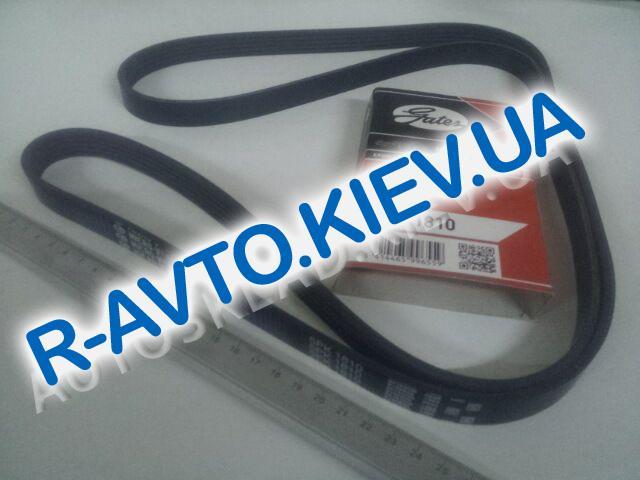 Ремень генер. ручейковый HYUNDAI|KIA CRDi, Gates (5PK1810)