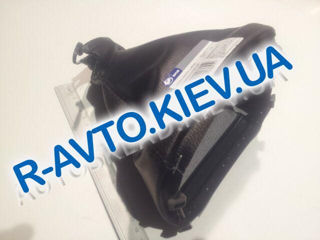 Чехол кулисы КПП Lanos с ободком, АвтоЗАЗ (TF69Y0-1703179)