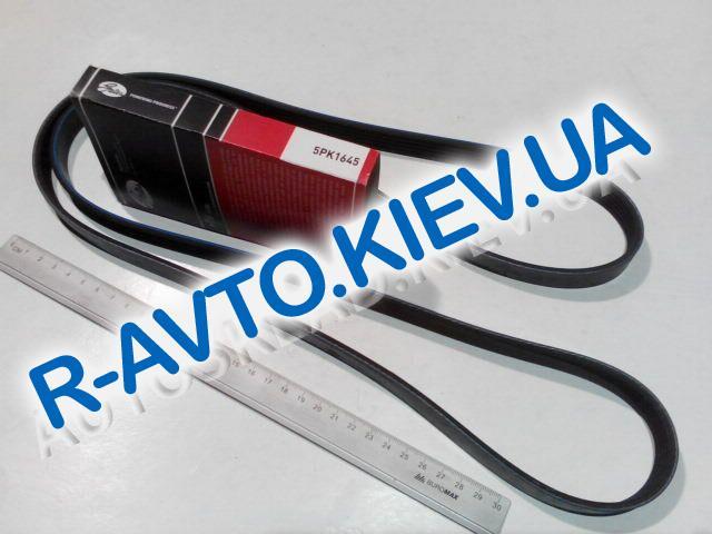 Ремень генер ручейковый HYUNDAIKIA CRDi Gates 5PK1645