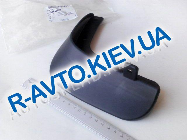 "Брызговик Aveo III задний лев., ""GM"" Корея (96648678)"