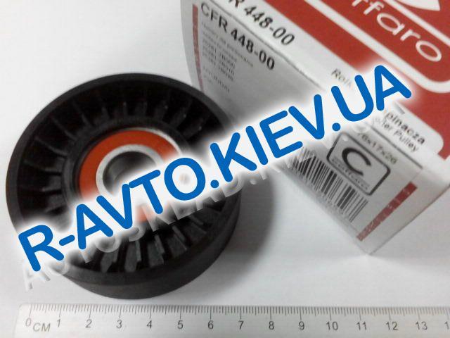 Ролик ремня генератора натяжной HYUNDAI|KIA 1.4-1.6, CAFFARO (448-00) пласт.