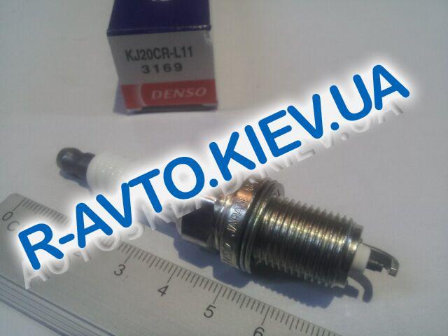 Свечи DENSO D106 (KJ20CRL11) Aveo T300|Cruze|Opel  ОДНА ШТУКА
