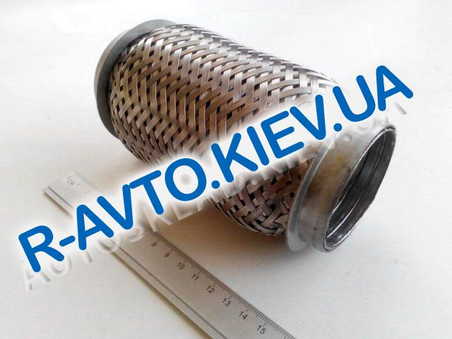 """Гофра выхлопной системы 55х150 мм """"JMJ"""" Польша (JMJ 55X150P)"""