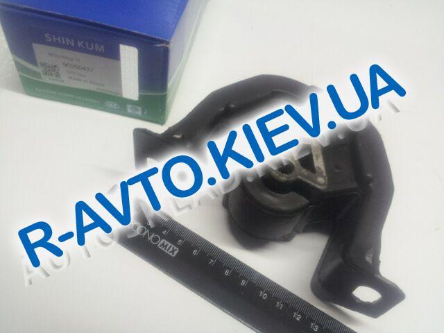 """Подушка двигателя Lanos передняя левая, """"SHIN KUM"""" Корея (90250437)"""