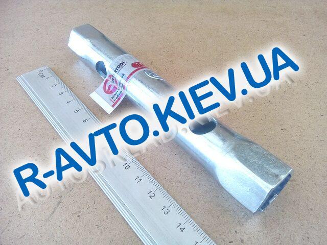 Ключ трубчатый 17х19 мм Inter Tool (XT-4117)