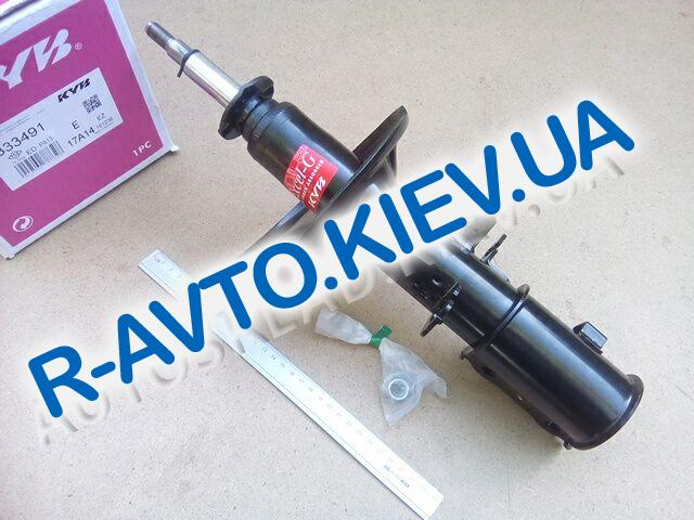 Амортизатор Cerato (LD) передн. (газ-масло), Kayaba (333491) левый
