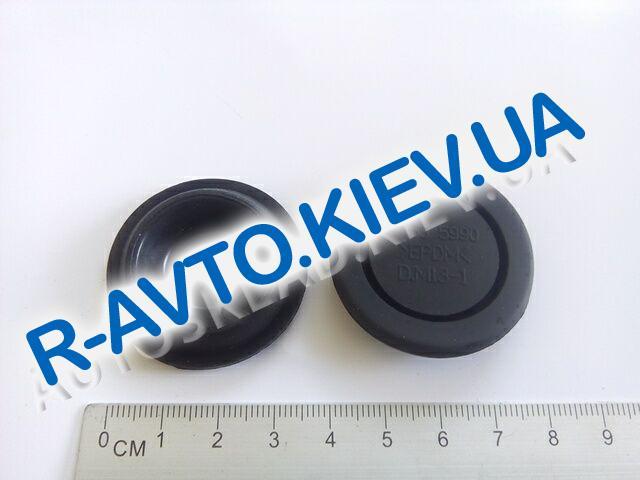 """Заглушка пола резиновая Lanos, """"GM"""" Корея (94535990) 30 мм"""