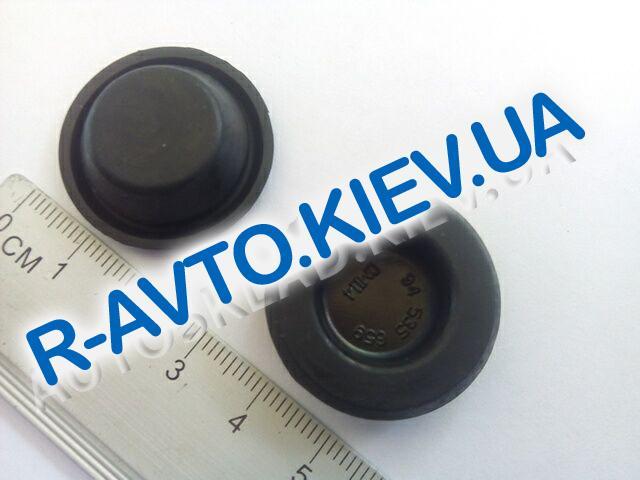 """Заглушка пола резиновая Lanos, """"GM"""" Корея (94535659) 21 мм"""