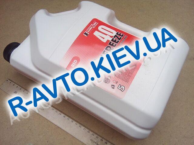 Антифриз КАМА (-40) (красный)  5 кг.