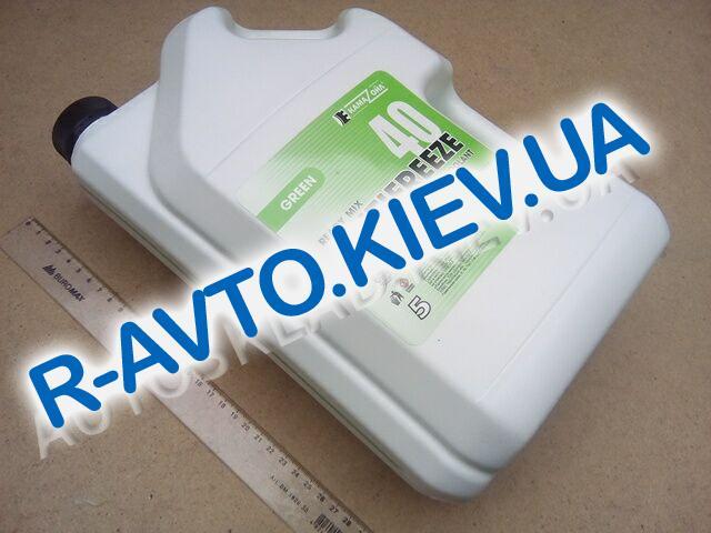 Антифриз КАМА (-40) (зеленый)  5 кг.
