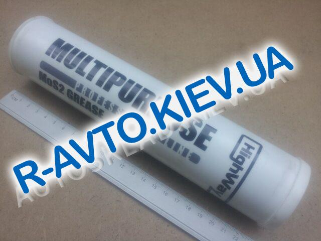 Смазка литиевая HighWay Multipurpose MoS2 (0.4 кг)
