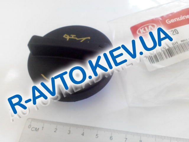 Крышка маслозаливная Hyundai|KIA универсальная, MOBIS (265104A000)