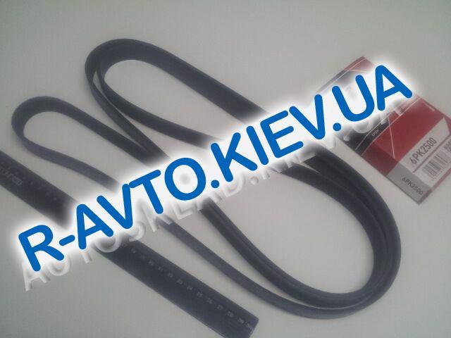 Ремень генер ручейковый HYUNDAIKIA Gates 6PK2500