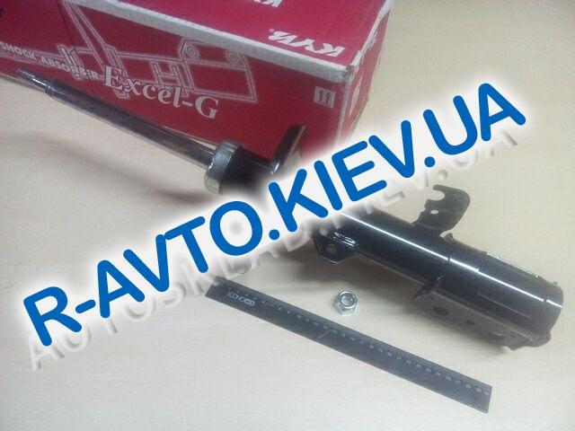 Амортизатор Emgrand EC7 передн. левый (газ-масло), Kayaba (334818)