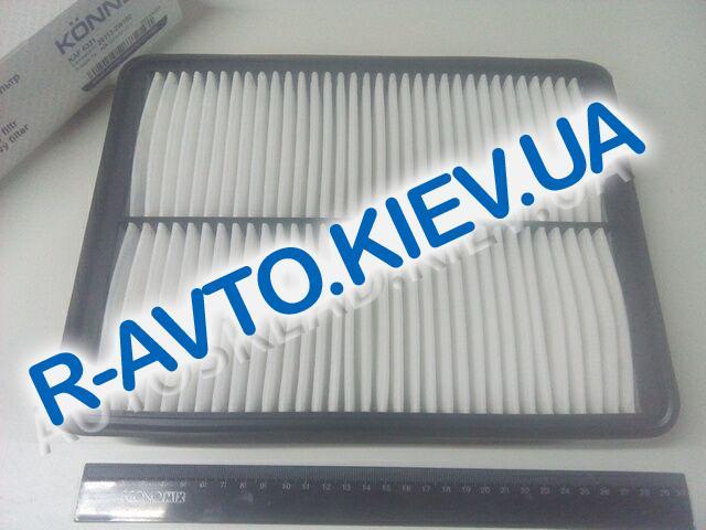 Фильтр воздушный Sorento (XM) 2.4 Santa Fe (DM) 2.4  12-, Konner (KAF-6331)
